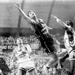 R.M. Madrid - Joventut 1993
